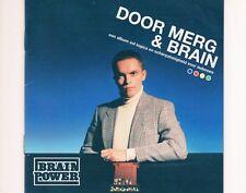 CD BRAINPOWERdoor merg & brainHOLAND 2001 (B0912)