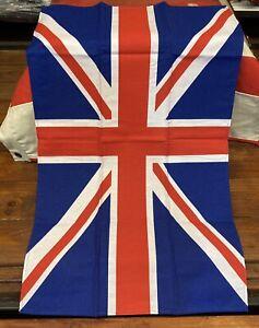 Union Jack Flag Tea Towel United Kingdom Souvenir Gift UK GB