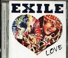 EXILE - Exile Love - Japan CD - J-POP - 13Tracks