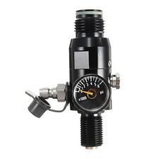 Paintball 4500 psi Regulator Hpa High Compressed Air Tank Valve Reg 18Unf Thread