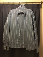 abercrombie and fitch shirt large -muscle Fit