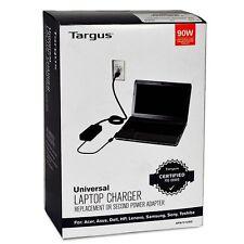 Targus  90W AC Universal Laptop Charger 9 Tips APA731USO- NEW