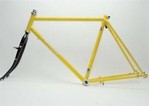 """VINTAGE DIAMONDBACK ASCENT EX 26"""" WHEEL TANGE BICYCLE 21"""" FRAME & FORK 126 MM"""