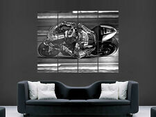 JORGE LORENZO MOTO GP RIDER GIANT PICTURE WALL POSTER ART  PRINT LARGE HUGE