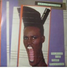 "Grace Jones – Slave To The Rhythm Rare 12"" Single LP Australia Picture Cover!!"