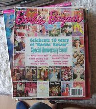 lot de 38 magazines revues Barbie Bazaar de 1992 à 2001 excellent état