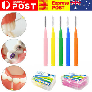 60 Pack All Sizes Available Piksters Reusable Brushes Interdental Dental Tooth