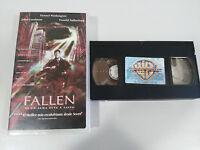 FALLEN DENZEL WASHINGTON SUTHERLAND VHS CINTA TAPE COLECCIONISTA CASTELLANO