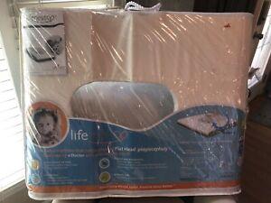 Ubimed Lifenest Crib Mattress Sleep System, White