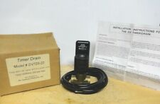 "AIR SYSTEM PRODUCTS ~ TIMER DRAIN ~ 1/4"" ~ 300 Psi ~ P/N DV720-22 ~ NEW in BOX"