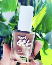 Avon Mark Gel Shine Nail Enamel Varnish Shade Berry Nutty