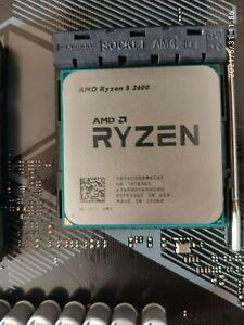 Processeur Ryzen 5 2600 + Ventirad