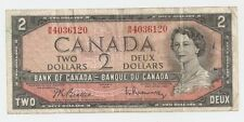Papiergeld aus Kanada