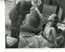 ROBERT STACK ACTOR IN THE UNTOUCHABLES & NAME OF THE GAME SIGNED PHOTO AUTOGRAPH