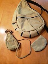 Ameribag Tote Shoulder Bag Green Olive Nice
