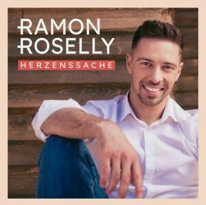 Ramon Roselly - Herzenssache [CD] Neu und original verpackt