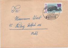 """DDR, Brief mit SSt. Frankenberg  """"Transporterbau BARKAS 90 Karl-Marx-Stadt"""""""