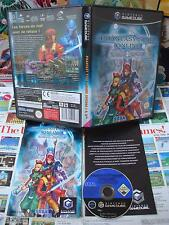 Game Cube:Phantasy Star Online - Episode I & II [TOP & 1ERE EDITION] COMPLET