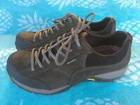 Dansko Paisley Brown Nubuck Hiking Waterproof Vibram Shoes Women's Size 40