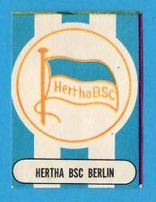 DIE NEUE BUNDESLIGA 1964/65-Figurina n.1- HERTA BSC BERLIN - SCUDETTO -Rec