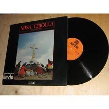 LOS FRONTERIZOS misa criolla - LATIN FOLK AUVIDIS Lp 1978