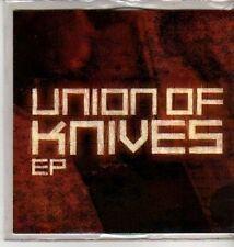 (CU276) Union of Knives, Union of Knives EP - DJ CD