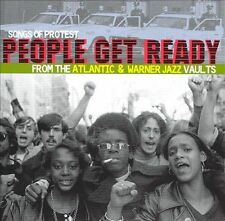 1 CENT CD VA People Get Ready: Protest Songs From The Atlantic & Warner...