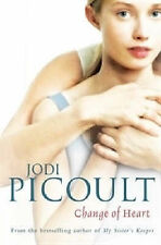 CHANGE OF HEART - JODI PICOULT Large Paperback  Brand New