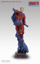 SIDESHOW  EXCLUSIVE MAGNETO POLYSTONE STATUE COMIQUETTE  X-MEN Bust Figure