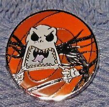 Disney Pin -Ds - Nightmare Before Christmas - Angry Jack Skellington - Orange