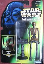 """Star Wars The Power of the Force Collection 2 EV-9D9 Droid 4"""" Action Figure"""