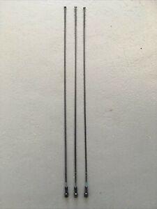SHIMANO C24 9000 FRONT WHEEL SPOKES X 3 285 MM WITH NIPPLE EXC zipp