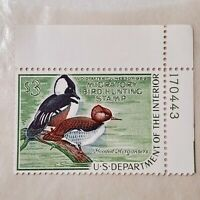 US Federal Duck Stamp # RW35 $3 1968 Migratory Bird Hunting Good Pre-owned Cond.