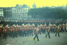 Photo 6x4 Guards Bandsmen The final dress rehearsal for Trooping the Colo c1985