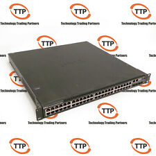 DELL POWERCONNECT 7048  48 PORT GIGABIT MANAGED ETHERNET SWITCH