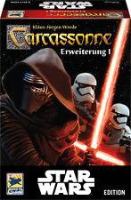 SCHMIDT SPIELE 48260 STAR WARS™ CARCASSONNE ERWEITERUNG 1 # NEU OVP