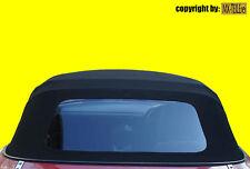 MAZDA MX-5 Verdeck Dach Sonnenland Stoffverdeck Stoff einteilig schwarz NEU