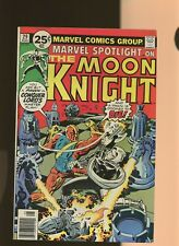 Marvel Spotlight 29 FN/VF 7.0 * 1 * 2nd Solo Moon Knight Story! Moench & Perlin!