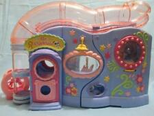 "LITTLEST PET SHOP LOVIN PLAY SET PLAYHOUSE 2004 15"" LONG With HAMSTER WHEEL"