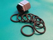 """6.0L Ford Oil Rail / Ball Tube Removal/Installer """"puck"""" Tool and O-Ring Kit"""