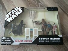 Star Wars Betrayal On Bespin Battle Packs, 30th Anniversary, New Sealed