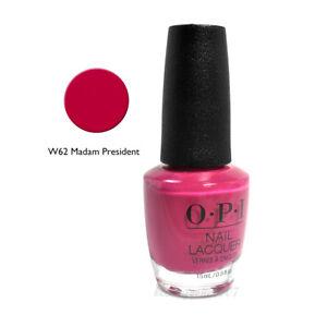 OPI Nail Polish W62 Madam President 0.5oz