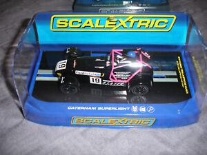 Scalextric Caterham Superlight