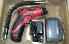 NoCry 10 N.m Cordless Electric Screwdriver-with 30 Screw Bits Set, Rechargeable