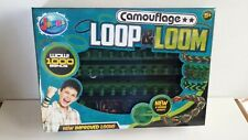 Camouflage Loop and Loom. NEW