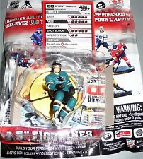 BRENT BURNS San Jose Sharks GOLD 2.5 In NHL Imports Dragon 2016-17 Figure LOOSE