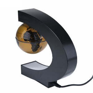 Multi-Colors Changing Magnetic Levitation Floating Globe for Teens Office Senior