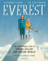 Everest: The Remarkable Story of Edmund Hillary and Tenzing Norgay 9781526600769