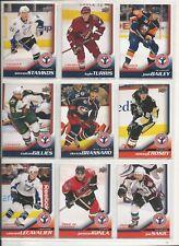 2008-09 UD Upper Deck NHCD National Hockey Card Day Complete Set (15 Cards) Mint