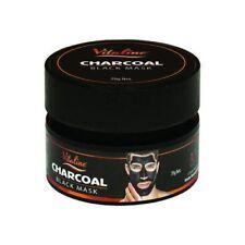 VITALINE CHARCOAL BLACK MASK FOR MEN (70gm)